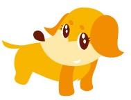 (マスター)キャラ犬
