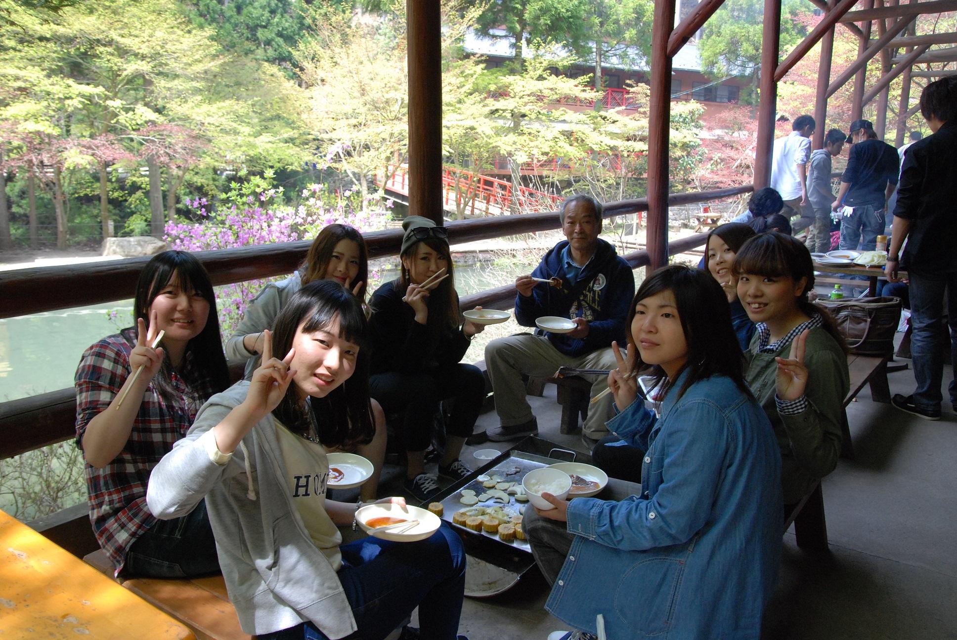 春のレクリエーション!! 【大森リゾートキャンプ場】 | 京都 ...